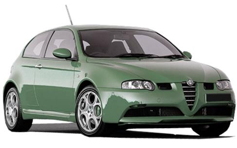 Alfa Romeo 147 or similar